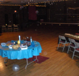 Party Space Rentals