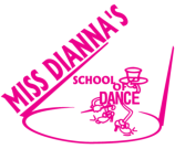 miss diannas school of dance logo